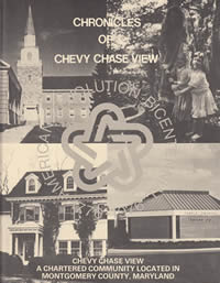 Chronicles of Chevy Chase View